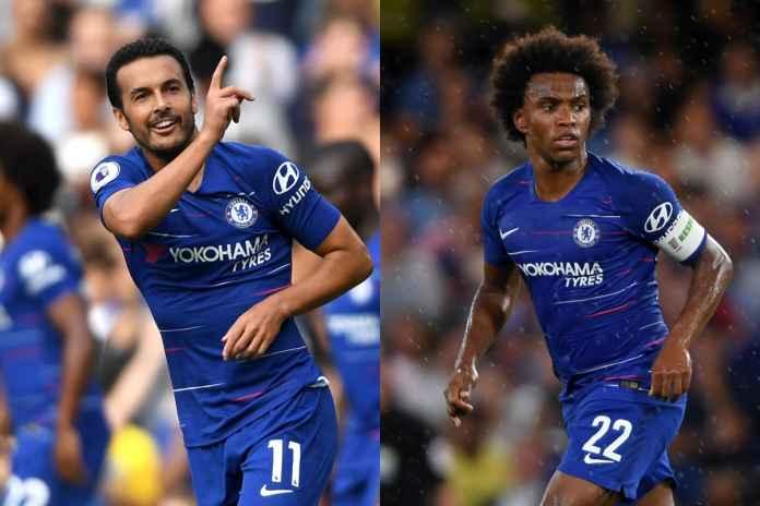 Chelsea Masih Butuhkan Pedro dan Willian