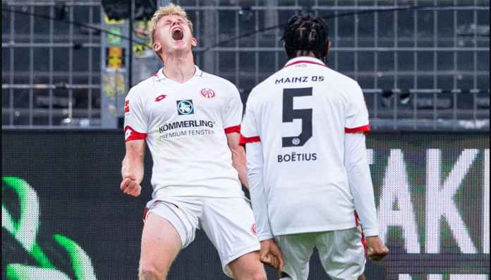 Hasil Borussia Dortmund vs Mainz 0-2, Berakhirnya Sepakbola Dominan