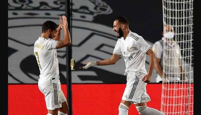 Hasil Real Madrid vs Valencia 3-0, Barcelona Berdebar Selisih 2 Poin Lagi
