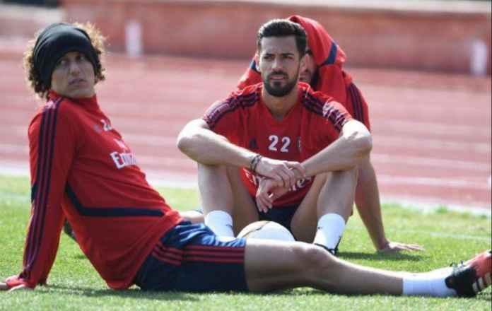 Empat Pemain Arsenal yang menantikan perpanjangan kontrak