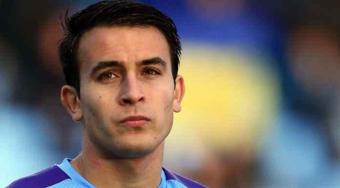Eric Garcia pemain Manchester City jebolan La Masia