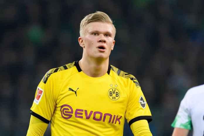 Erling Haaland Ogah Tinggalkan Dortmund
