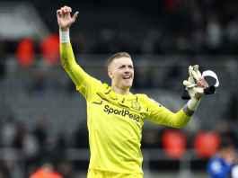 Everton Siap Tunda Pesta Juara Liverpool