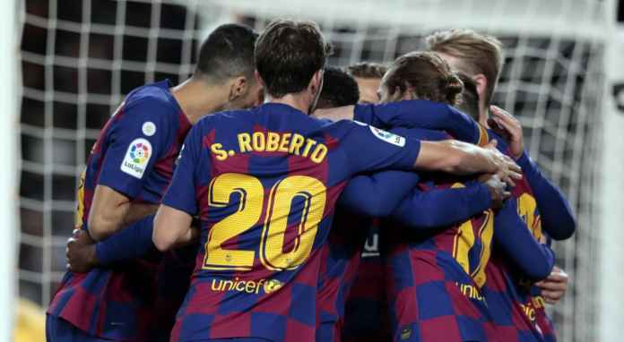 Barcelona dan Real Madrid Lanjutkan Musim Ketemu Lawan Lemah