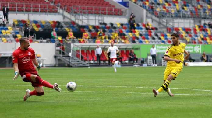 Dortmund Dekati Bayern Munchen, Erling Haaland Pahlawan BVB