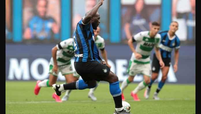 Hasil Inter vs Sassuolo 3-3, Drama Tiga Gol Selama 9 Menit Terakhir
