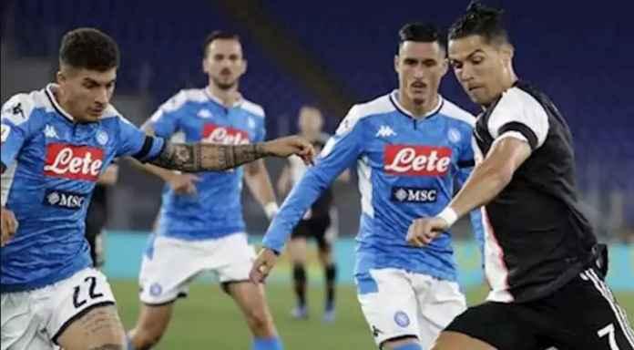 Hasil Coppa Italia antara Napoli vs Juventus