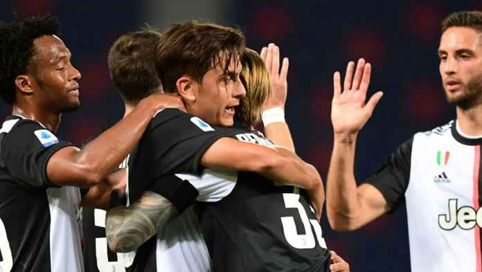 Hasil Juventus vs Lecce di Liga Italia