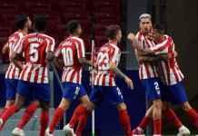 Hasil Liga Spanyol, ATletico Madrid vs Real Valladolid