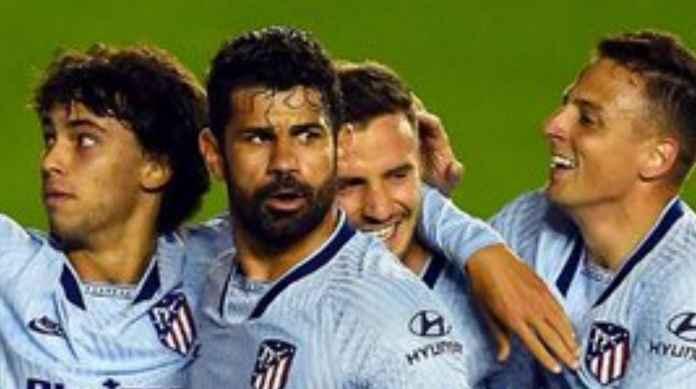 Hasil Liga Spanyol antara Osasuna vs Atletico Madrid