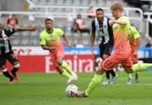 Hasil Newcastle United vs Manchester City di Piala FA