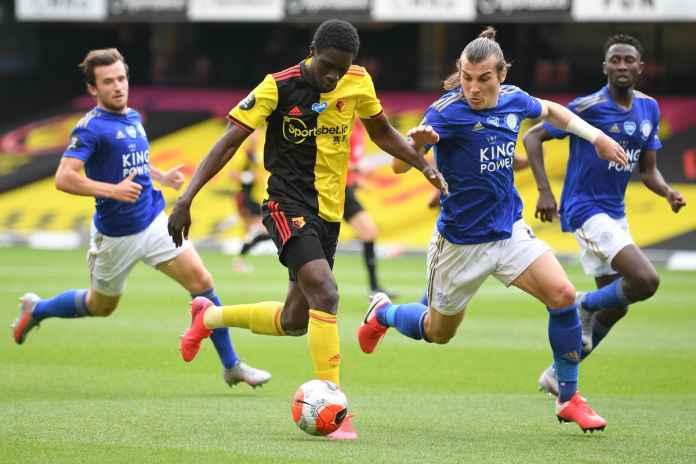 Hasil Watford vs Leicester City, Berakhir Imbang