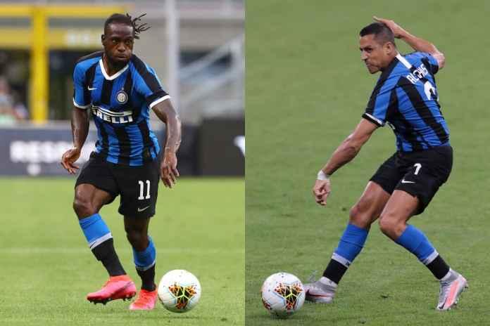 Inter Milan Belum Capai Kesepakatan Perpanjang Dua Pemainnya