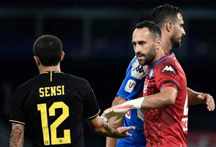 Inter Milan Tersingkir, Conte Puji Kiper Napoli