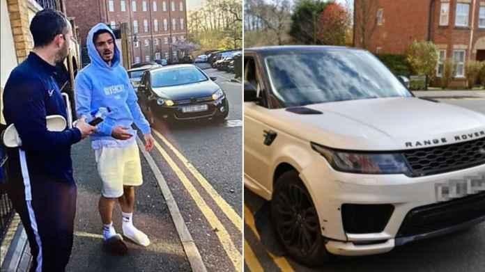 Manchester United Kedatangan Pemain yang Hancurkan Range Rover
