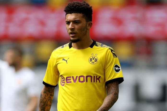 Jadon Sancho Cadangan Lagi, Begini Respon Dortmund