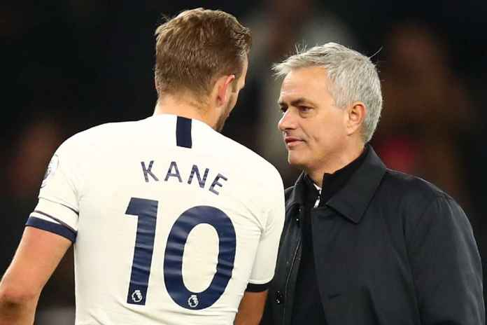 Jose Mourinho Diminta Tak Ambil Untung Pulihnya Kane