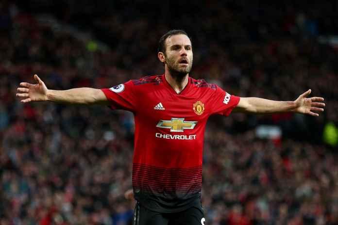 Juan Mata Bangga Berseragam Manchester United
