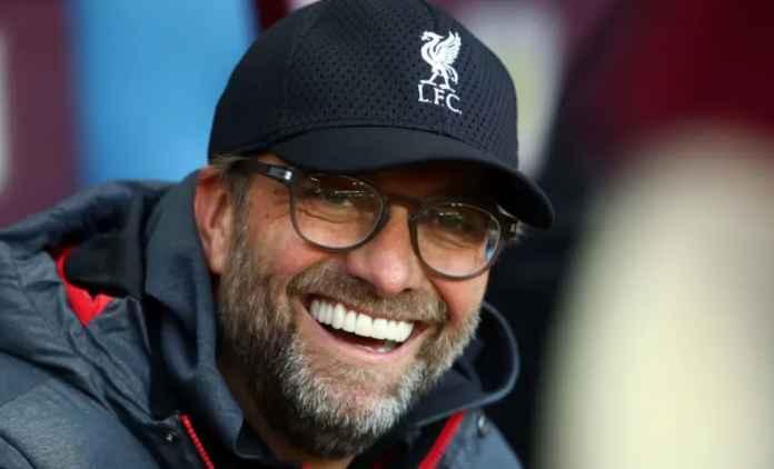 Jurgen Klopp Pelatih Liverpool