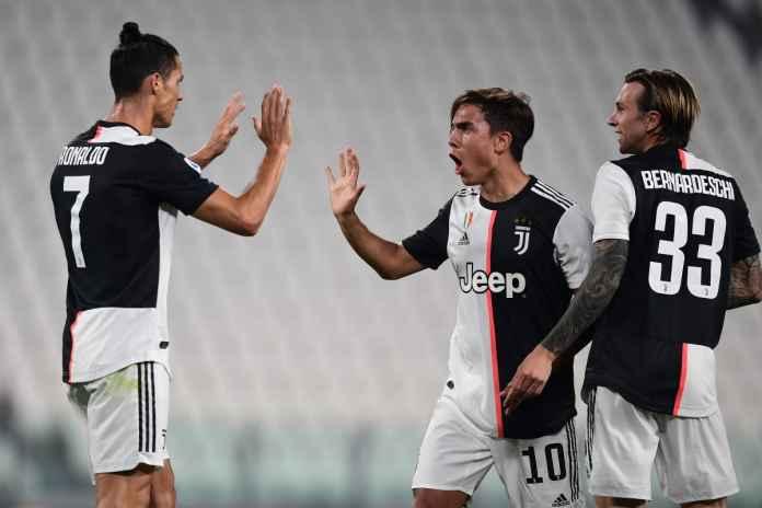 Juventus Kembali Duetkan Pemain Ini Hadapi Genoa