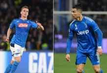 Juventus ingin duetkan Arkadiusz Milik dengan Ronaldo
