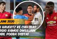 Kai Havertz Chelsea Real Madrid Sergio Ramos Paul Pogba Manchester United