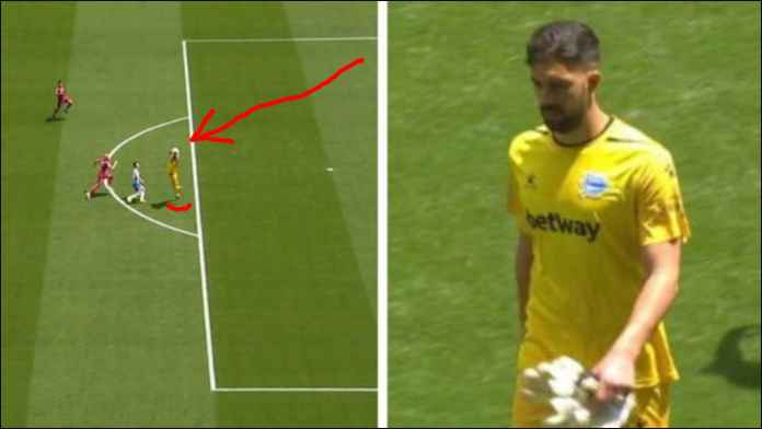 Espanyol 2-0 Alaves Berkat Kesalahan Konyol Kiper Lulusan Real Madrid