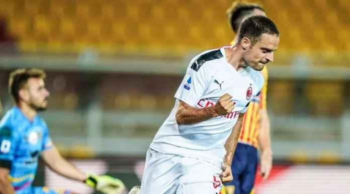 Hasil Lecce vs AC Milan 1-4, Rossoneri Pesta Gol, Incar Kompetisi Eropa