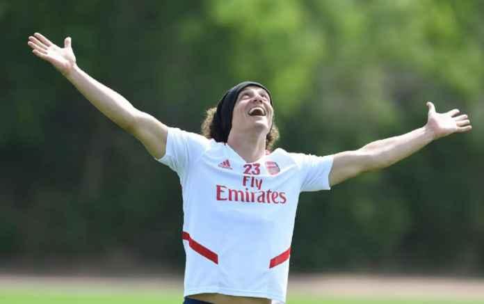 Arsenal Segera Sepakati Perpanjangan Kontrak David Luiz