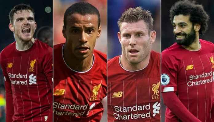 Jurgen Klopp Singkirkan Dua Pemain Saat Liverpool Menjamu Crystal Palace