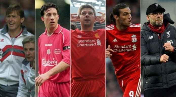Liverpool Butuh 239 Pemain dan 26 Trilyun Selama 30 Tahun Memburu Gelar Juara