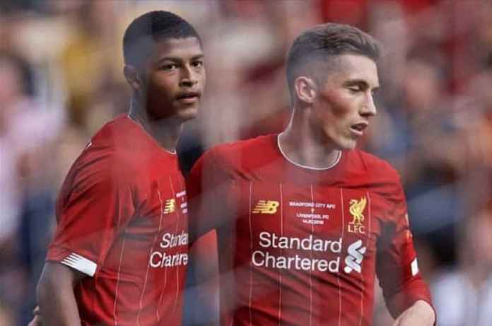 Liverpool Ijinkan Wonderkid-nya Bantu Bournemouth Jauhi Degradasi