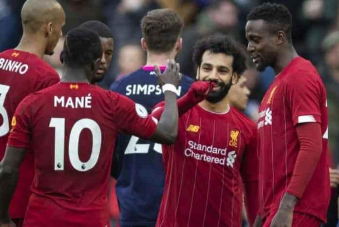 Sadio Mane Bawa Liverpool Pecahkan Rekor Berusia 128 Tahun Saat Menjamu Crystal Palace