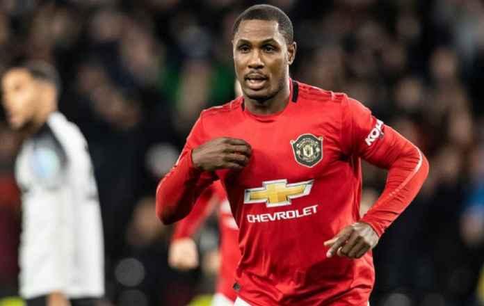 Manchester United Resmi Perpanjang Kontrak Odion Ighalo Hingga Januari 2021