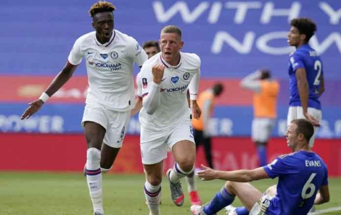 Hasil Leicester City vs Chelsea 0-1, Lolos ke Semi-final Lewat Gol Pemain Pengganti