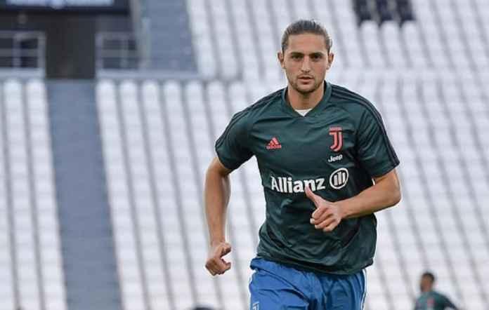 Juventus Selangkah Lagi Lepas Adrien Rabiot ke Everton