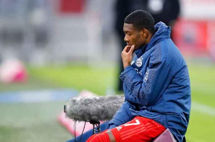 David Alaba Tak Silau Dilirik Madrid dan Barcelona, Pilih Bertahan di Bayern Munchen