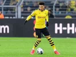 Borussia Dortmund Tolak Tawaran Manchester United untuk Jadon Sancho