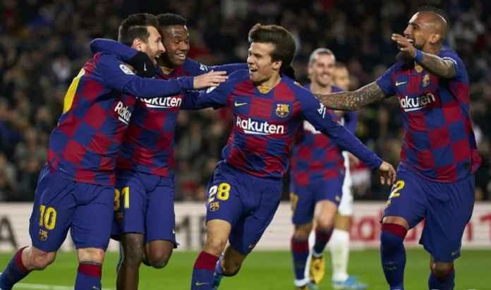 Arturo Vidal, Ansu Fati dan Vinicius, Ini Dia Pemain Pengganti Terbaik La Liga