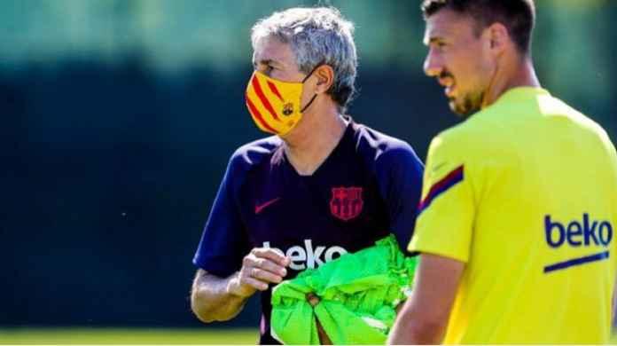 Barcelona Mainkan Lineup Ini di Laga Kontra Mallorca