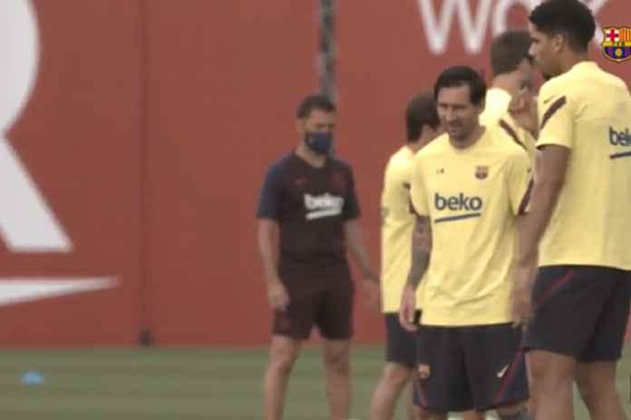 Lionel Messi CEDERA Jelang La Liga Bergulir Kembali