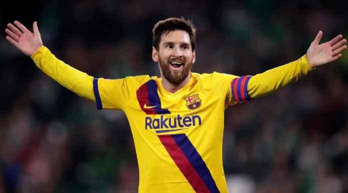 Barcelona Ketar-ketir Lionel Messi Absen Latihan Rabu (3/6) Ini