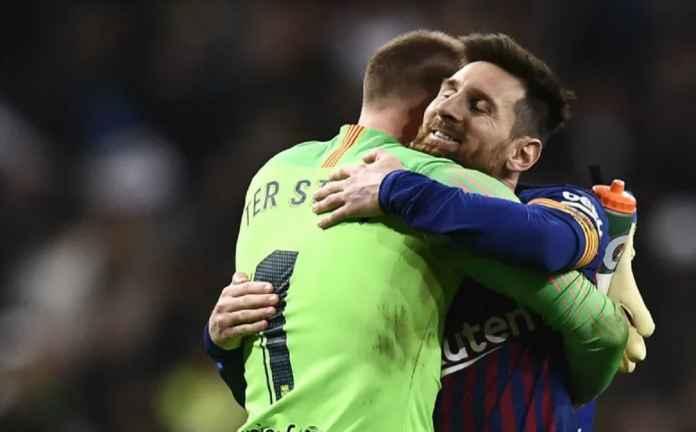 Kiper Barcelona Ungkap Bocoran Kontraknya di Camp Nou