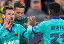 Barcelona Harus Sering Mainkan Ansu Fati Bersama Lionel Messi