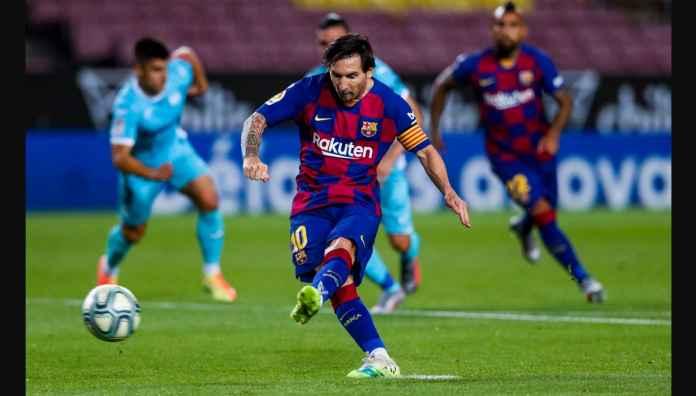 Messi Diving Demi Penalti Menit 66? Lihat Videonya Sebelum Dihapus!
