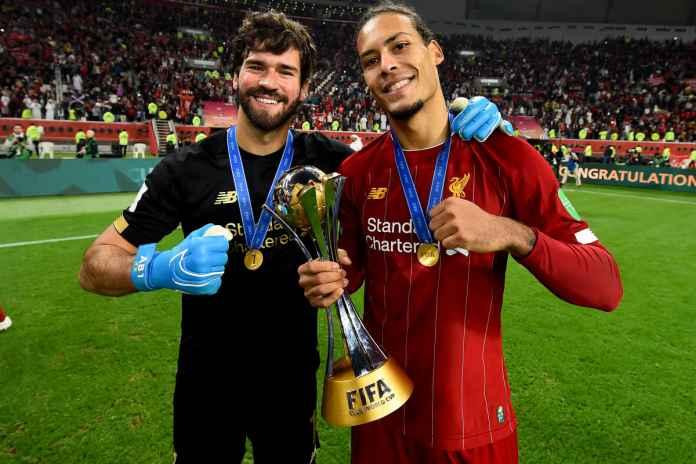 Liverpool Fokus Amankan Duo Pemain Bintang