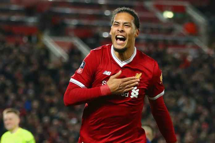 Liverpool Juara Liga Inggris, Ini Respon Virgil van Dijk