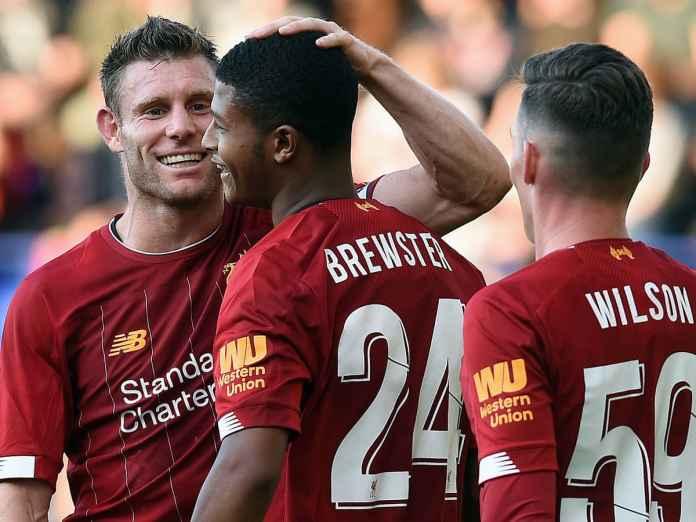 Liverpool Kembali Pinjamkan Dua Pemain Mudanya