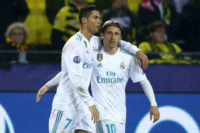 Luka Modric Akui Tanpa Ronaldo Real Madrid Beda