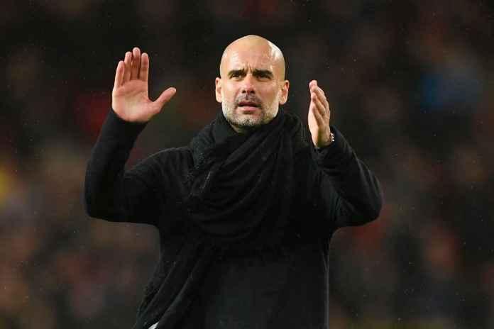 Manchester City Mau Ditinggal Pep Guardiola